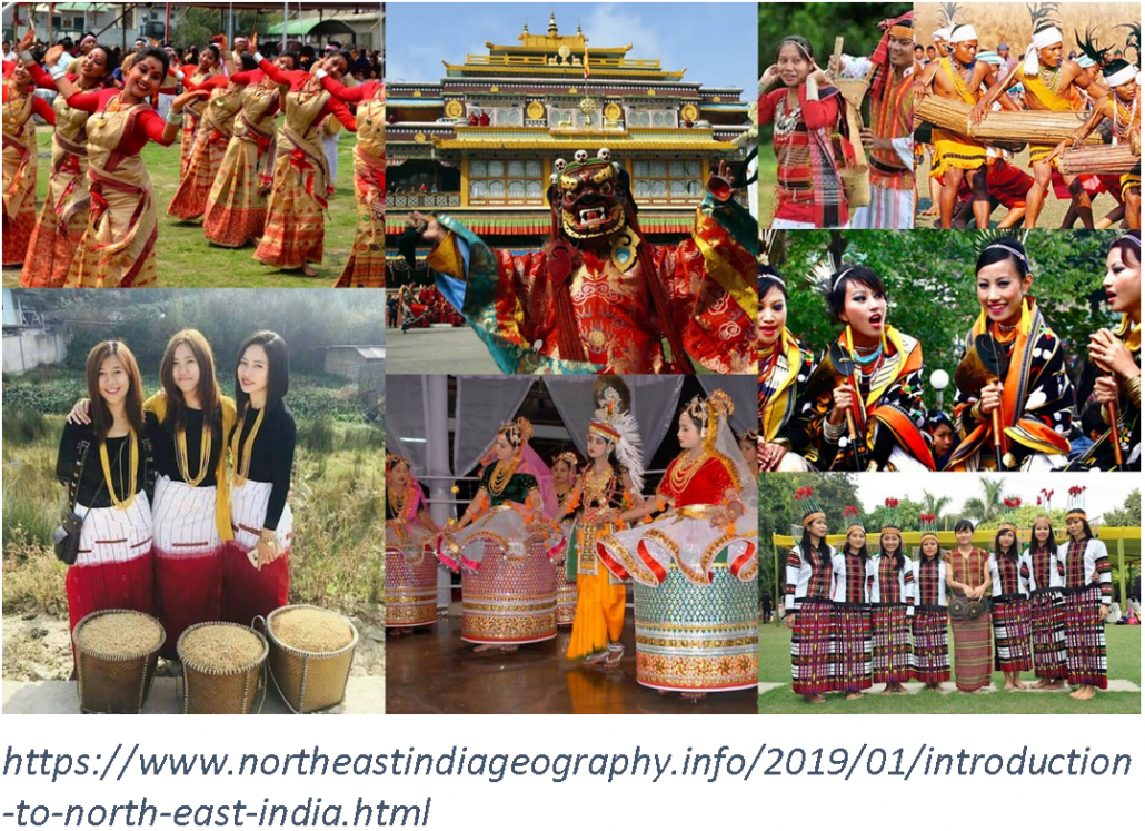 north east culture